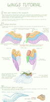 Wings Tutorial by Vanycat by VanyCat