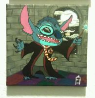 Harry Potter Stitch by U-Nica