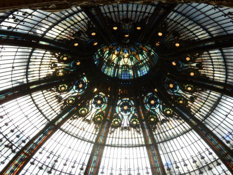 Glass Ceiling 2 by famoustoast
