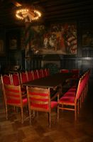 middle ages room in a castle by Nexu4