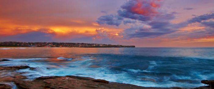 The Northern Light - Maroubra by MarkLucey