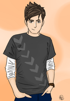 Tennant and His Tees by iEpicWaffleZ
