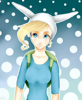 Fionna by BlondieGurl1129