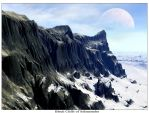Black Cliffs of Salamander by Korrektor