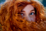 Brave enough to see | Merida by mieve