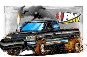 Pulling Truck 04162014 by Bmart333