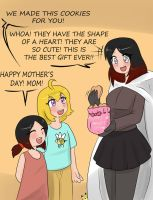 Mothers day by Tikoriko