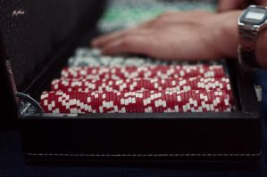 Poker I by DanNoland