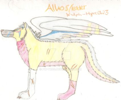 Allaos by PW-TROS