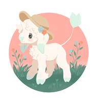 [HINNIES] A Lovely Daisy by strangelykatie