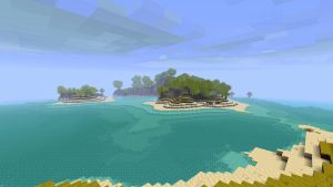 Jolicraft island day by burntcustard