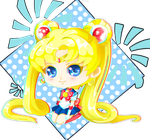 Usagi Cheeb by MountainOfFeathers