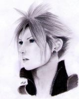 Cloud Strife by Cate397