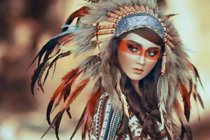 indian girl by theborn17wing