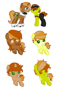 Bronze Heart X Cash or Check Adoptables:1/4 OPEN by Blossomdash
