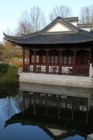 Chinese garden Stock 30 by Malleni-Stock