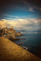 Antibes again by Brett-Sinclair