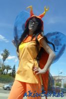 Vriska Serket God Tier Cosplay / Homestuck by akiuSerket