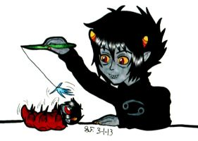 ~+69+~ Karkat: Bond with your son. ~+69+~ by Zalehard13