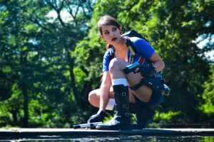 Tomb Raider Legend - Water by FuinurCroft