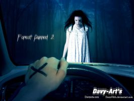 The damned forest 2 by davy-filth