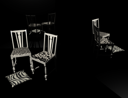 Chairs 1 by eviloatmeal