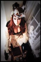 Steampunk Gypsy 3 by NoFlutter