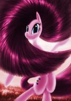 Pinkamena on Mars? by Zolombo