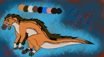Strip the Raptor by Zs99