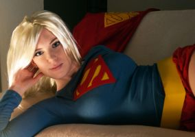 another supergirl by cimorenee