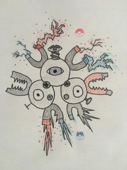 magneton by VaughnVicious