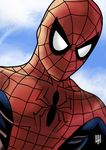 Spidey by LuiZ-H