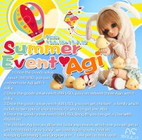 2013 Summer Event by Angell-studio