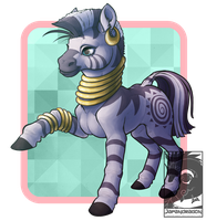 Zecora by Japandragon