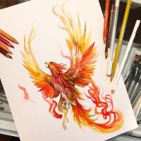 200- Rise of the Phoenix by Lucky978