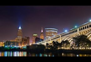 cleveland by BillyRWebb