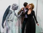 The Doctor and River Song Cosplay by SidneyRobin