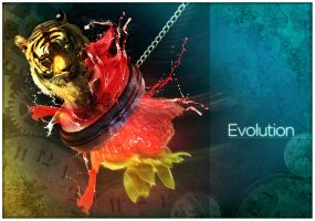 EvoLuTioN by GACHY-CELTA