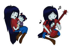 Mommy Marcie by SharpieSam