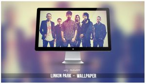 LinkinPark Wallpaper by Overkill766