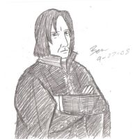 'I Am Snape...' by BenSoulstone