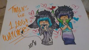 Thanks Guys! by Styl-Fly