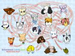 New BCB Relationship Chart. by taeshilh