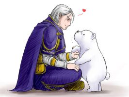 Lotro : Bear2 by acrim