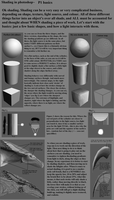 Shading tutorial, p1 of 3 by drago-w