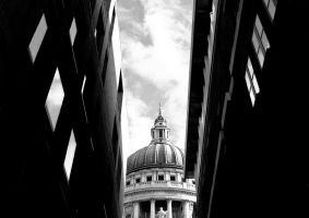 St Pauls III by AndrewToPhotography