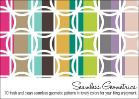 Seamless Geometrics 6 by drgirlfriend