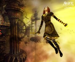 Alice:Madness Return TheSims03 by AliceYuric