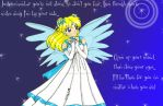 Angel Princess Ashley by Magical-Mama