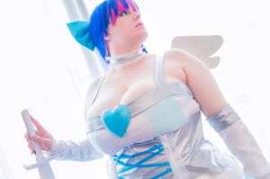 Angel Stocking 3 ACEN 2014 by SFLiminality